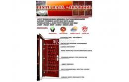 0812 9162 6108 (JBS), Pintu Rumah Kayu, Pintu Kamar, Pintu Rumah Klasik,