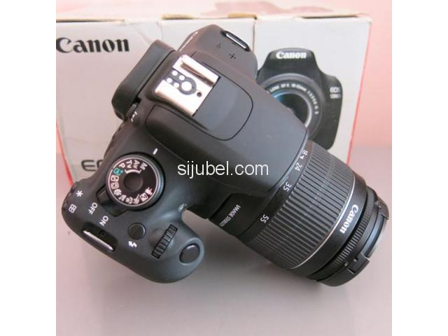 CAMERA DSLR CANON EOS 1200D KIT 18-55mm - 3/4