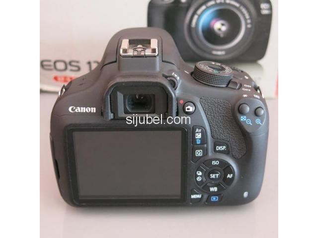 CAMERA DSLR CANON EOS 1200D KIT 18-55mm - 4/4