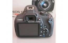 CAMERA DSLR CANON EOS 1200D KIT 18-55mm - Gambar 4/4