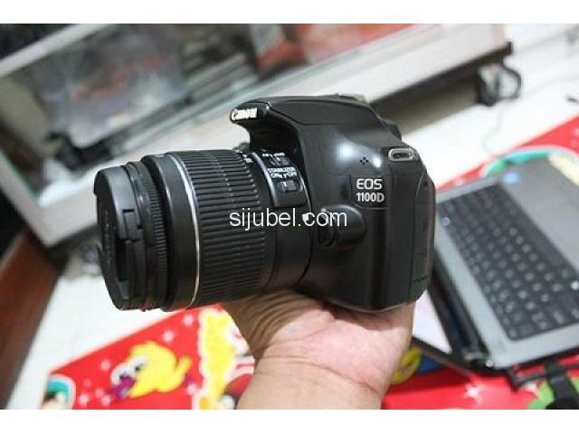 Kamera DSLR Canon EOS 1100D, fullset & segel - 1/5