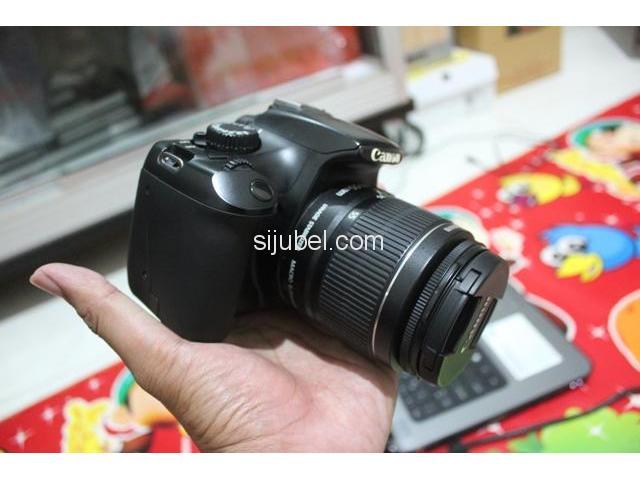 Kamera DSLR Canon EOS 1100D, fullset & segel - 2/5