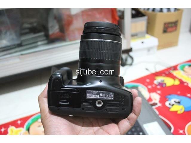 Kamera DSLR Canon EOS 1100D, fullset & segel - 5/5
