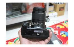 Kamera DSLR Canon EOS 1100D, fullset & segel - Gambar 5/5