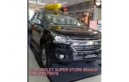 CHEVROLET BEKASI DISCOUNT BERLIMPAH ALL NEW TRAILBLAZER