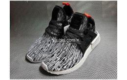 Sneakers Adidas NMD XR1 Glitch Camo White Core Black Solar Red