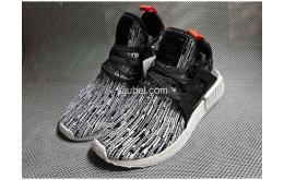 Sneakers Adidas NMD XR1 Glitch Camo White Core Black Solar Red