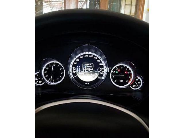 Jual Mercedes Benz E250 1.8 CGI Matic 2012 - 4/4