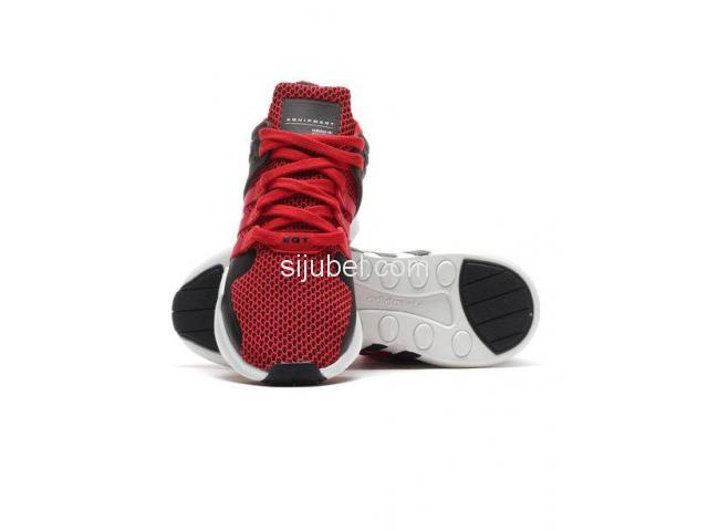 Sepatu Adidas EQT Support ADV Collegiate Red - 2/3