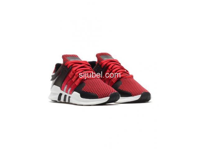 Sepatu Adidas EQT Support ADV Collegiate Red - 3/3