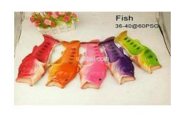 Sandal Ikan Anak dan Dewasa