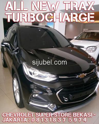 Chevrolet Trax Turbo DP Minim Nggak Pakai Ribeet - 1/5