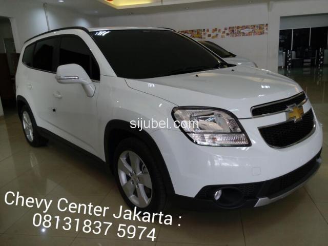Chevrolet Trax Turbo DP Minim Nggak Pakai Ribeet - 3/5