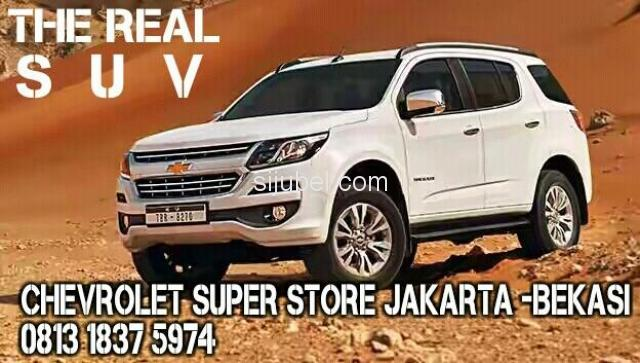 FESTIVAL PROMO CHEVROLET ALL NEW TRAILBLAZER DIESEL TURBO NIL 2017 - 1/5