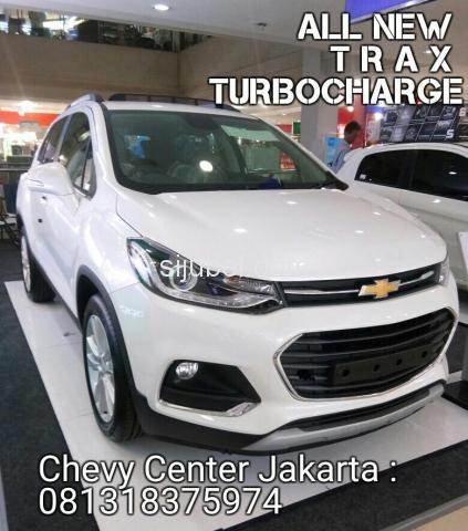 FESTIVAL PROMO CHEVROLET ALL NEW TRAILBLAZER DIESEL TURBO NIL 2017 - 4/5