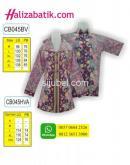 Belanja Batik Online, Baju Batik Muslim, Batik Fashion, CB045SBVA