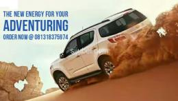 DISCOUNT BESAR ALL NEW TRAILBLAZER RAJANYA FAMILY SUV