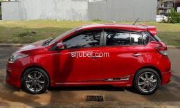 Jual Toyota Yaris TRD A/T 2016