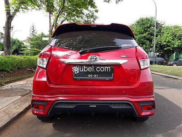 Jual Toyota Yaris TRD A/T 2016 - 4/6