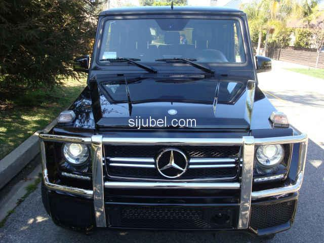 Used 2014 Mercedes-Benz G63 AMG VERY CLEAN AND IN GOOD CONDITION - 1/5