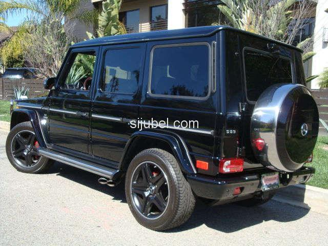 Used 2014 Mercedes-Benz G63 AMG VERY CLEAN AND IN GOOD CONDITION - 4/5