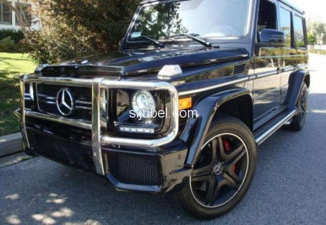 For sell Used 2014 Mercedes-Benz G63 AMG - 3/5