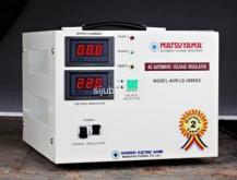 Stabilizer alat untuk tegangan listrik yang sering  tidak stabil