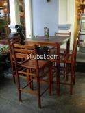 KURSI BAR - BAR STOOL CAFE. HARGA TERMURAH!!
