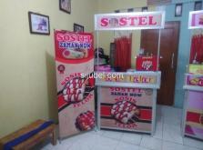 Peluang bisnis sosis telor sostel