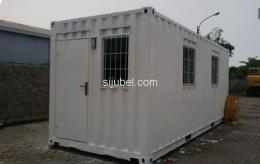 Jual container office 20ft 40ft - Gambar 1/10