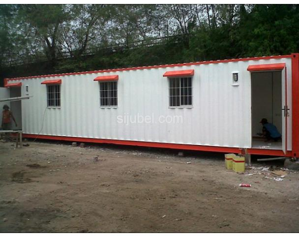 Jual container office 20ft 40ft - 5/10