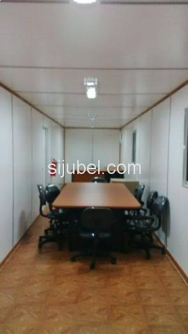 Jual container office 20ft 40ft - 6/10