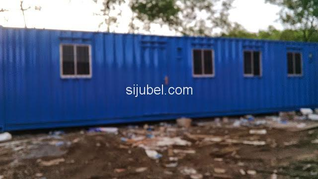 Jual container office 20ft 40ft - 7/10