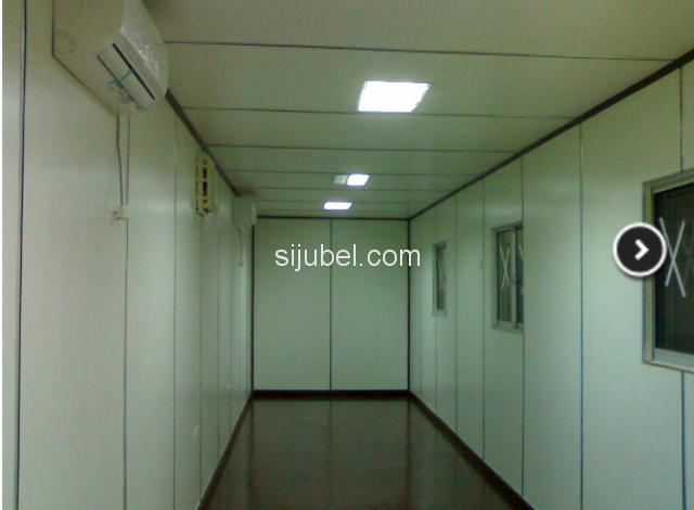 Jual container office 20ft 40ft - 8/10