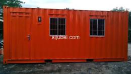 Jual container office 20ft 40ft - Gambar 9/10