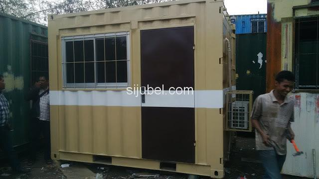 Jual container office 20ft 40ft - 10/10