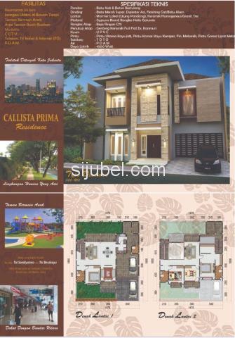Rumah Cipinang Jakarta timur strategis - 1/7