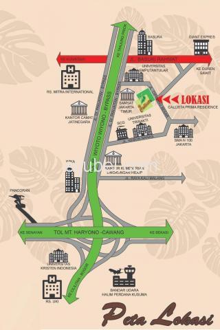 Rumah Cipinang Jakarta timur strategis - 5/7