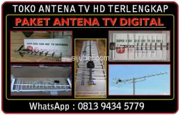 Pasang Antena TV HD Digital For LCD.LED Area Jakarta