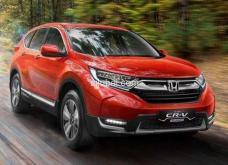 ANGSURAN Ringan All New CRV 2018