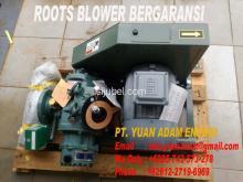 Root Blower Anlet 2 Inchi - Untuk Aerasi IPAL Industri