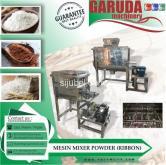 Ribbon Mixer / Mesin Pengaduk Bubuk kapasitas 100Kg