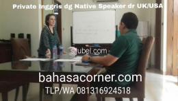 Native Speaker Bahasa Inggris