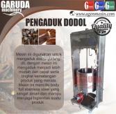 Mesin Pengaduk Dodol (Tabung) Kapasitas 10Kg