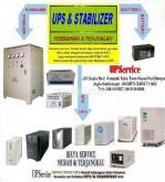 Stabilizer dan UPS Service