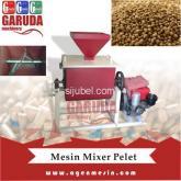 Mesin Mixer Pelet / Pengaduk adonan pelet