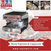 Mesin Espresso & Cappucino Tipe IB7-1G