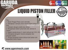Mesin Pengisi Cairan Liquid (Liquid Piston Filler)