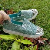 miu miu gliter stone sepatu wanita on sale