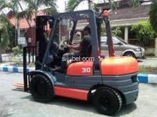 Sewa Forklift Medan Satria,Pondok Ungu,Bintara,Harapan Baru